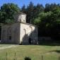 Църквата в Земенски манастир