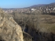 Град Земен и река Струма, изглед от Риша снимка: Vassia Atanassova