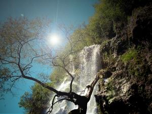 Снимка на водопад Полска скакавица